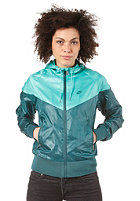 NIKE SPORTSWEAR Womens The Windrunner Jacket dk atomic teal/dk atomic teal