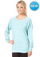 NIKE SPORTSWEAR Womens Time Out Crew Sweat sport turq htr/sail