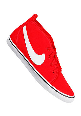 NIKE SPORTSWEAR Womens Toki Lite Leather challenge red/white-black