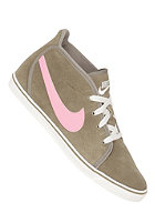 NIKE SPORTSWEAR Womens Toki Lite Premium matte olive/polarized pink-sl