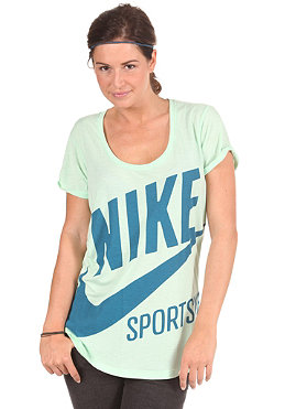 NIKE SPORTSWEAR Womens Updated Exploded Terminator S/S T-Shirt fresh mint