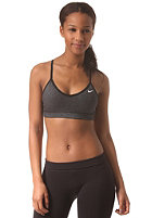 NIKE SPORTSWEAR Womens Victory Reversible Bra black heather/black/black/white