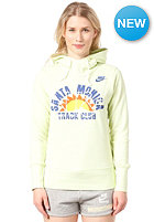 NIKE SPORTSWEAR Womens Vintage Santa Monica Top lab green htr/sail