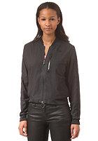 NIKE SPORTSWEAR Womens Woven T2 Bomber Jacket dove grey/black/black