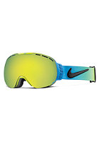 NIKE VISION Command Goggles photo blue/fierce green - smoke gold + yellow red ion