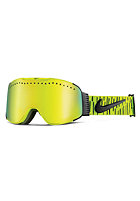 NIKE VISION Fade Goggles volt/black - smoke gold + yellow red ion