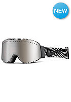 NIKE VISION Fade Goggles white/black - ion + yellow red ion