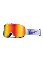 NIKE VISION Fade Goggles white/purple haze - red ion + yellow red ion