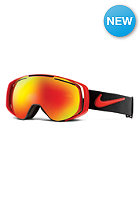 NIKE VISION Khyber Goggles university red/black - red ion + yellow red ion