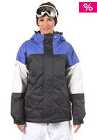 NIKITA Cinemascope Snow Jacket dazzling blue/white/black