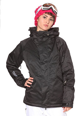 NIKITA Jumbo Jacket black