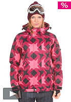 NIKITA Lapland Jacket sunkist coral