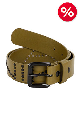 NIKITA Nut Belt black/moss