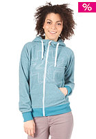NIKITA Rockwell Fleece Jacket melange ocean depths