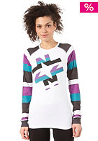 NIKITA Shivling First Layer Top black/white/purple magic/ocean depths