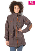 NIKITA Womens Aconcagua Jacket smoked pearl