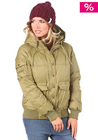 NIKITA Womens Aine Down Jacket moss