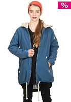 Womens Alphubel Jacket Coat denimblue