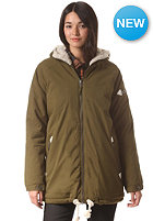 NIKITA Womens Alphubel Jacket dark olive