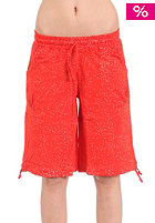 NIKITA Womens Amused Shorts scarlet red