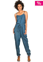 NIKITA Womens Barracuda Denim Jumpsuit dark blue