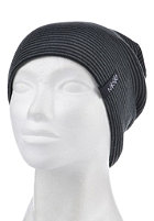 NIKITA Womens Basic Bee Beanie jet black/castle