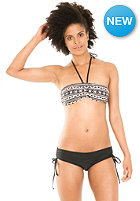 NIKITA Womens Bolsa Chica Bikini jet black/snow white