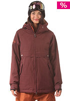 NIKITA Womens Boxwood Jacket wine