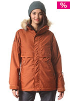 NIKITA Womens Brave gingerbread/autumn le