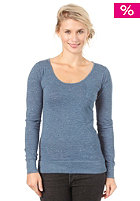 NIKITA Womens Crestone Top dark denim/blue nights