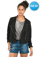 NIKITA Womens Crossover Jacket jet black