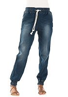 NIKITA Womens Departure Denim Pant blue collar