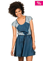 NIKITA Womens Eel Denim Dress dark blue