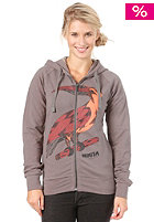 NIKITA Womens Fuji Hooded Sweat smoked pearl