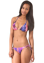 NIKITA Womens Half Moon Bikini tropical puke