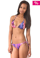 NIKITA Womens Half Moon Triangle Bikini Set tropical puke