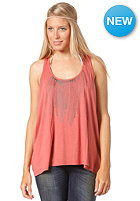NIKITA Womens Hoki Tank Top dusty cedar
