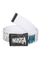 NIKITA Womens Hotham Belt white