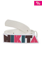 NIKITA Womens Humboldt Belt white