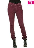 NIKITA Womens Isobel Jeans Pant wine