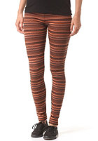 NIKITA Womens Kaya Leggings jet black/gingerbrea/a
