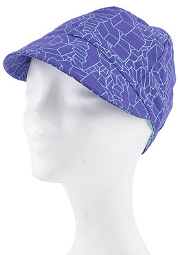 NIKITA Womens Laid Back Cap purple/aqua