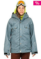 NIKITA Womens Mayon Snow Jacket denimblue