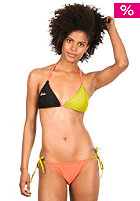 NIKITA Womens Nellie Triangle Bikini Set jet black