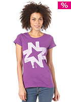 NIKITA Womens Nstar S/S T-Shirt purple magic