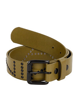 NIKITA Womens Nut Belt black/moss