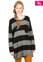 NIKITA Womens Owl Knit Sweat jet black