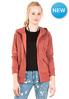 NIKITA Womens Pismo Hooded Zip Sweat raspberry