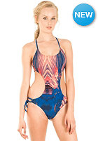 NIKITA Womens Ray Swimsuit tropical puke