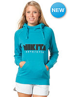 NIKITA Womens Reykjavik Hooded Sweat baltic